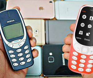 Nokia 3310 Baru VS Nokia 3310 Lama : Ulasan, Paparan, Reka Bentuk, Kamera, Bateri.
