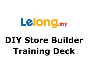 [Store Builder] DIY Store Builder Going Live on 10th of October