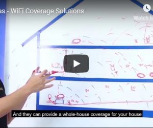 Ookas- Wifi Coverage Solutions