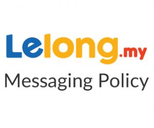 Lelong.my Messaging Policy