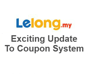 [Coupon] Exciting Upgrade To Coupon System