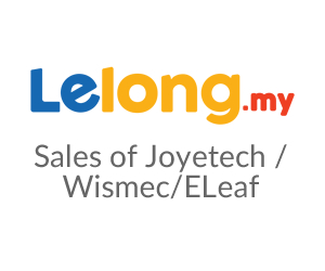 Sales of Joyetech / Wismec/ELeaf
