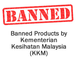 KKM ( Health Ministry) withdraws notification of 4 poisonous cosmetic products