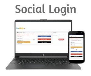 Social login – the fast, easy way to sign in