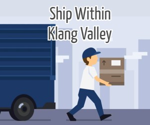 Ship within Klang Valley