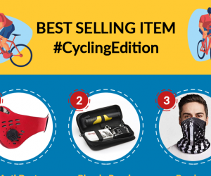 #CyclingEdition Best Selling Item